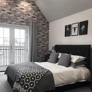 Top, 60, Best, Grey, Bedroom, Ideas