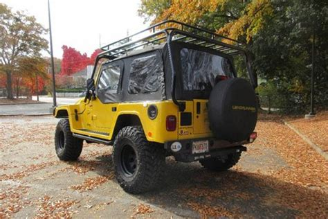 jeep hummer conversion the jeep landrunner is a wrangler that looks like a hummer