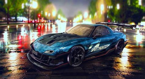 Car, Mazda Rx 7, Tuning, Need For Speed Wallpapers Hd