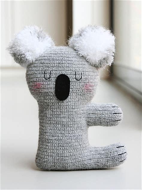 crazy  crochet koalas   patterns