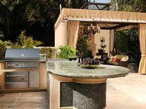 kitchen outdoor ideas cheap outdoor kitchen ideas hgtv