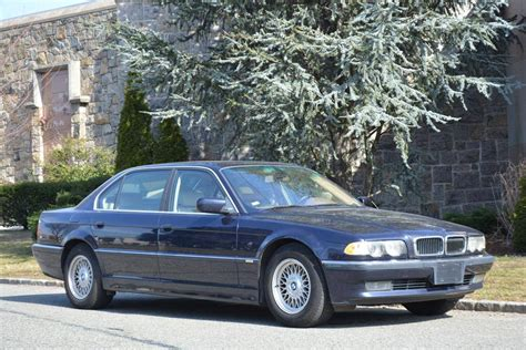2001 Bmw 740il For Sale #1816885