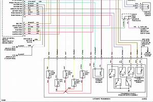 2003 Oldsmobile Bravada Wiring Diagram