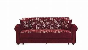 regina home burgundy sofa bed by mobista With burgundy sofa bed