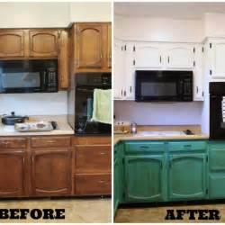 13 design repainting kitchen cabinets ward log homes - Repainting Kitchen Cabinets Ideas