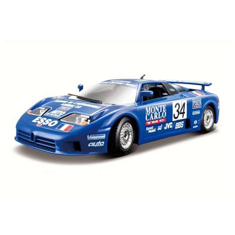 Find many great new & used options and get the best deals for bugatti veyron 16.4 grand sport vitesse, bburago modèle auto 1:64 at the best online prices at ebay! Bugatti EB110 Super Sport # 34 (Race 1994), Blue - Bburago ...