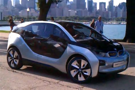 Bmw I3 Hybrid by Bmw S I3 Ev Hatch And I8 Hybrid Sports Coupe Live And In