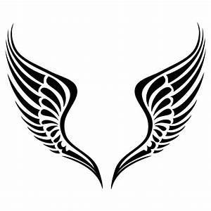 Simple Angel Wings Drawing Easy To Draw Angel Tattoos ...