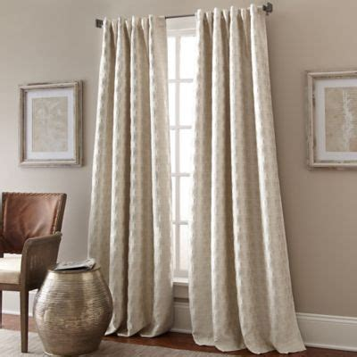 buy taupe curtain panel from bed bath beyond