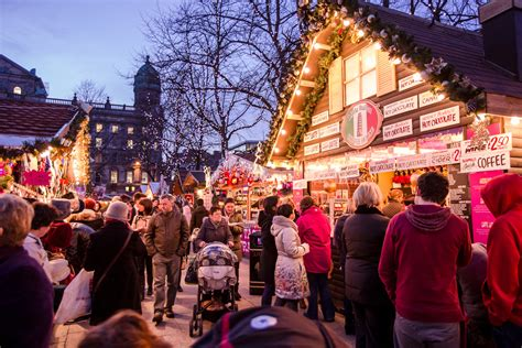 Belfast Christmas Market - Market Place Europe