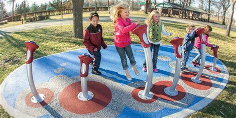 Freestanding Sensory Playground Equipment