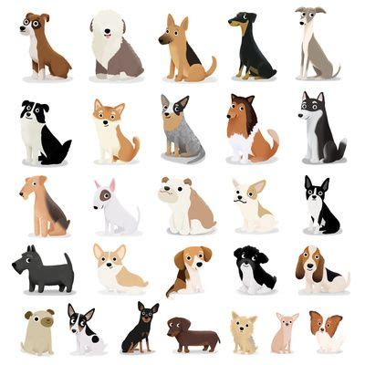 dog overload cute dog series art print animal art
