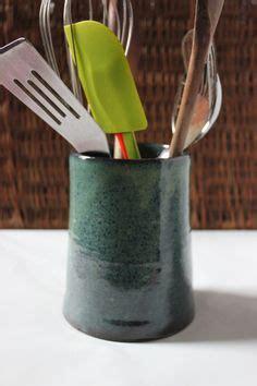 green kitchen utensil holder 1000 images about utensil holders on kitchen 4032