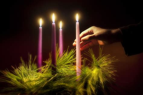 Advent Season Is Time Of Penance To Anticipate Christ's