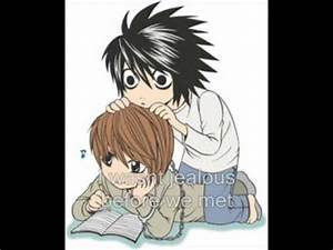 Death Note - L and Light are in love! - YouTube