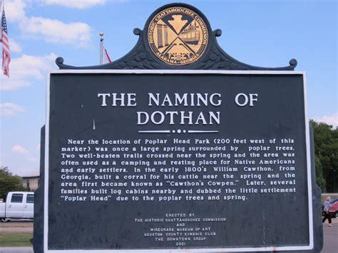Dothan, AL : Historic Marker - Wiregrass Museum of Art ...