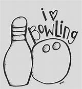 Coloring Bowling Requests Melonheadz sketch template