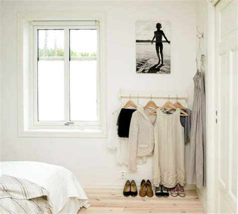 diy clothing storage solutions  small spaces
