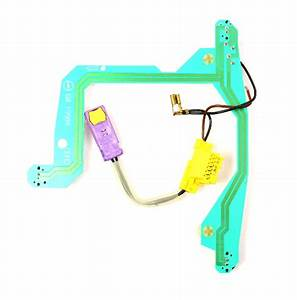 Clock Spring Harness  U0026 Board 02