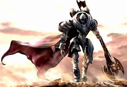 Knight Chronicles Fantasy Games Rpg Digital Background