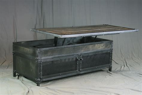 Combine 9   Industrial Furniture ? Vintage Industrial Lift