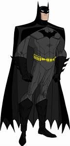 JL Batman New 52 by Alexbadass on DeviantArt