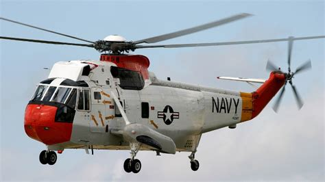 Sikorsky S-61 / Sh-3 Sea King Helicopter
