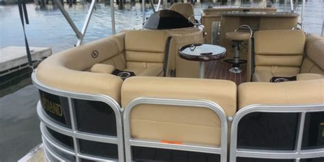 Turtle Bay Boat Rentals by 24 South Bay Pontoon Patio Boat Rental In Kelowna And