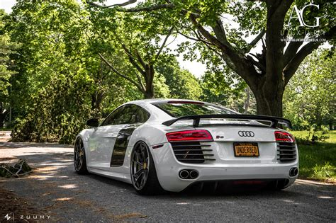 Audi R8 Forged Wheels