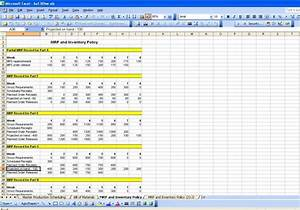 production schedule template word excel With manufacturing schedule template