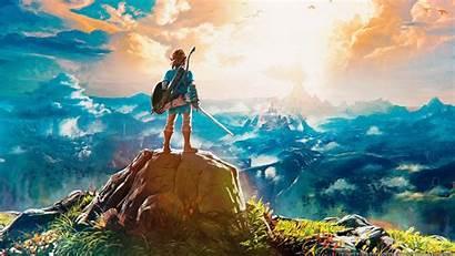 Zelda Breath Legend Wild Nintendo