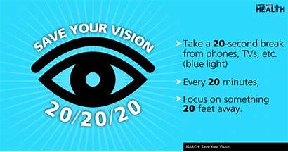 Vision Month March Eyes Rule Protect Fb