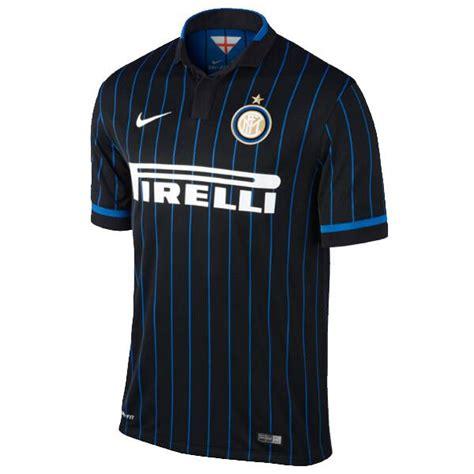 New Inter Milan Home Kit 14/15- Nike Inter Jersey 2014 ...