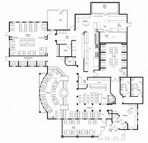 Giovanni Italian Restaurant Floor Plan case study