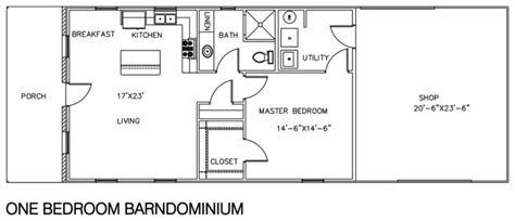 barndominium floor plans   purpose