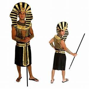 Egyptian Pharaoh Costume for Each Family Member – ELEVATE ...