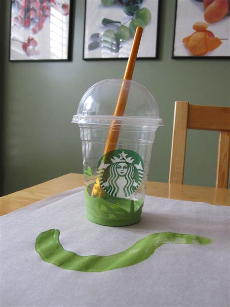 starbucks crafts  halloween costume imagine  life
