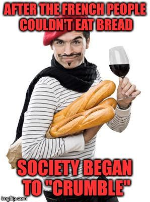 French Revolution Memes - bread imgflip