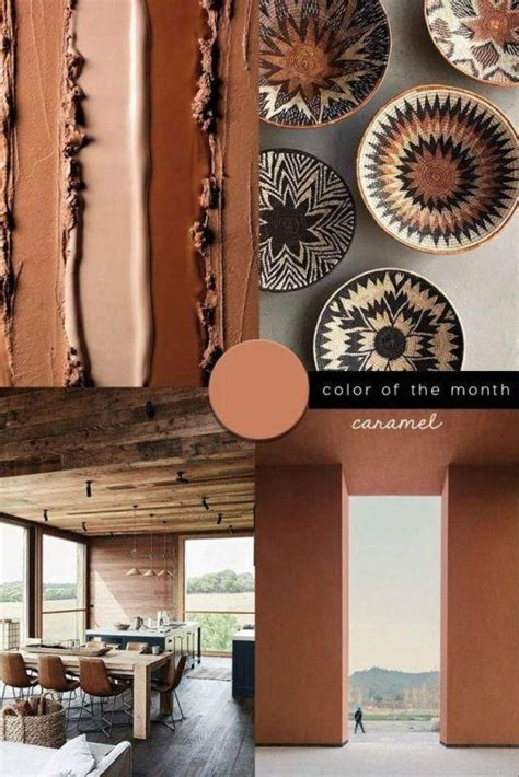 cover colorofthemonth caramel color trend 2020 ok #