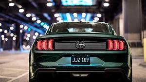 2018 Ford Mustang Bullitt 4K 2 Wallpaper HD Car