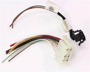 Climate Controls Wiring Harness Pigtail Plugs 93