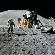 Apollo 15 Moon Landing