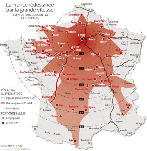 foto de Deux nouvelles lignes de TGV rapprochent Bordeaux et