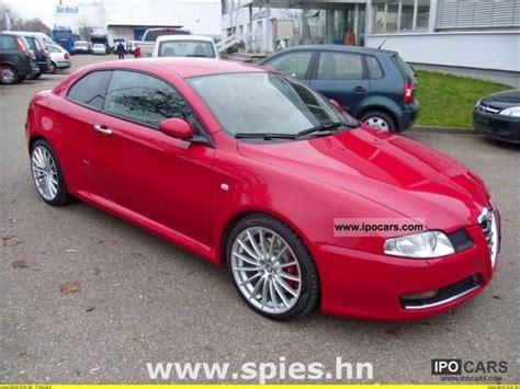 2007 Alfa Romeo Gt 3.2 V6 Distinctive Rims Klimautomatik L