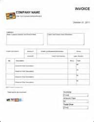 similiar credit card bill template keywords, Invoice templates