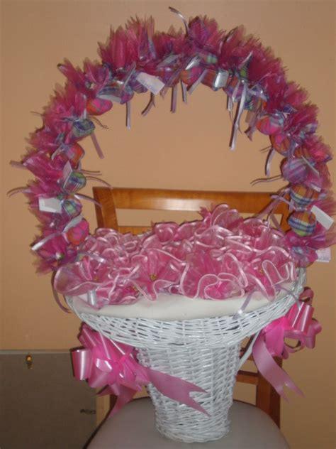 decoration de corbeille pour mariage panier de drag 233 es