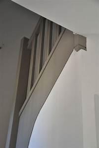 Peindre Escalier En Bois : tourdissant peindre un escalier en blanc avec chambre ~ Dailycaller-alerts.com Idées de Décoration
