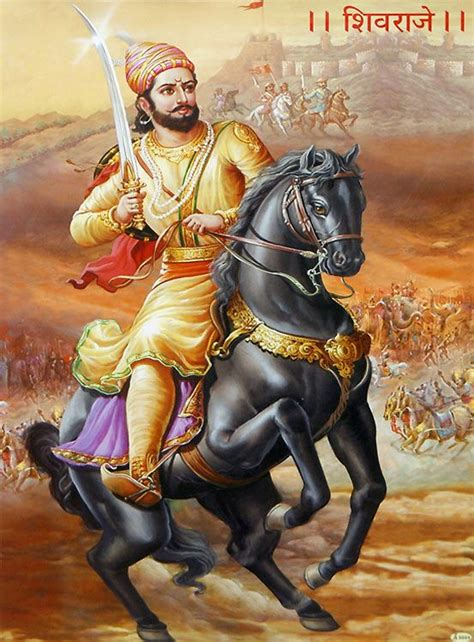 chhatrapati shivaji maharaj founder of the maratha