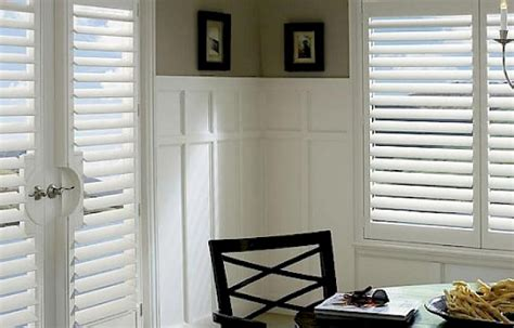 history  plantation shutters  window treatments