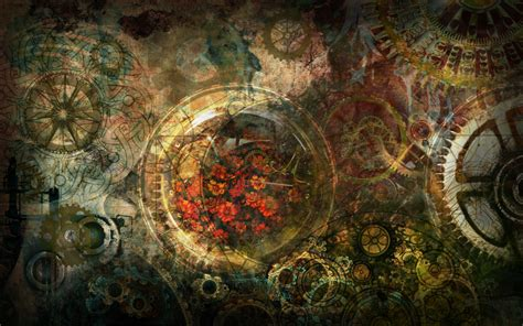 steunk wallpaper collage by tarayue on deviantart